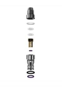 MORITA WS-66  air/water syringe
