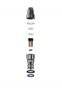 MORITA WS-66  air/water syringe adapter